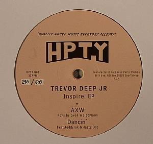 TREVOR DEEP JR - Inspire! EP