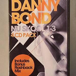BOND, Danny/VARIOUS - Nu Skool 1-3