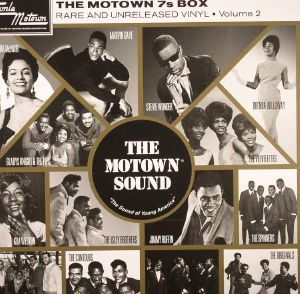 VARIOUS - The Motown 7s Box Vol 2