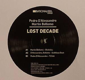 D'ALESSANDRO, Pedro/MARTIN BELLOMO - Lost Decade