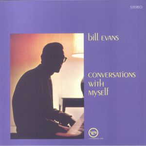 EVANS, Bill - Conversations With Myself (stereo)