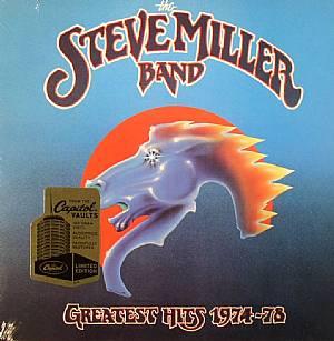 STEVE MILLER BAND, The - The Steve Miller Band Greatest Hits 1974-78