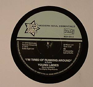 YOUNG LADIES/BBP aka BUSSINES BEFORE PLEASURE - I'm Tired Of Running Around