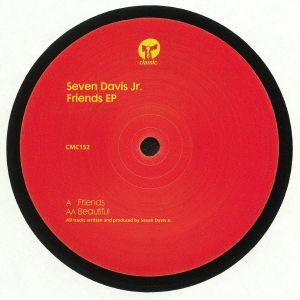 SEVEN DAVIS JR - Friends EP