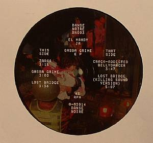 EL MAHDY JR - Gasba Grime EP