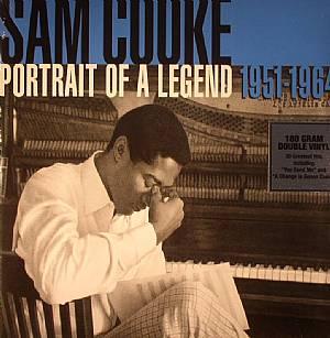 COOKE, Sam - Portrait Of A Legend 1951-1964