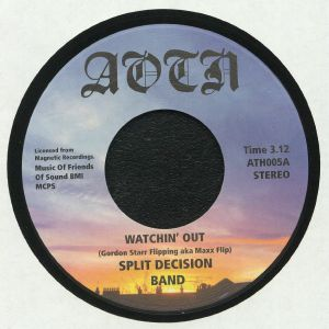 SPLIT DECISION BAND - Watchin' Out