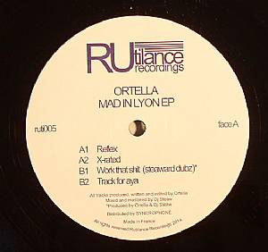 ORTELLA - Mad In Lyon EP