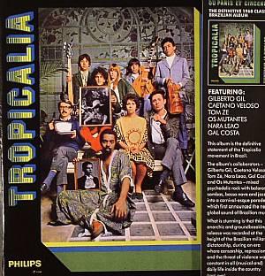 VARIOUS - Tropicalia: The Definitive 1968 Classic Brazilian Album