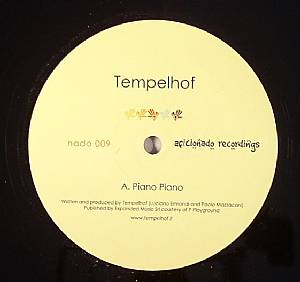 TEMPELHOF - Piano Piano
