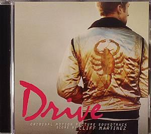 MARTINEZ, Cliff/VARIOUS - Drive (Soundtrack)