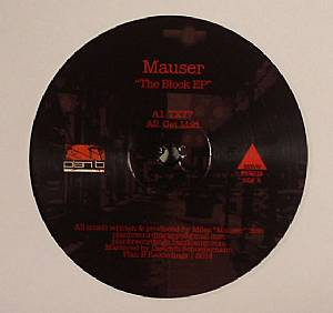 MAUSER - The Block EP