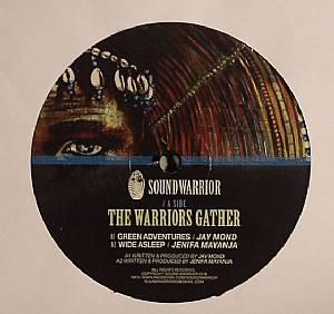 MOND, Jay/JENIFA MAYANJA/LILITH/DAKINI9 - The Warriors Gather
