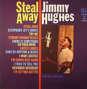 HUGHES, Jimmy - Steal Away