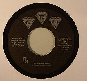 RX aka DELROY EDWARDS/NICHOLAS BENEDEK - Strung Out