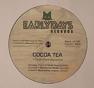 COCOA TEA - Crab Dem