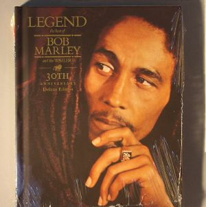 MARLEY, Bob & THE WAILERS - Legend: The Best Of Bob Marley & The Wailers (30th Anniversary Edition)
