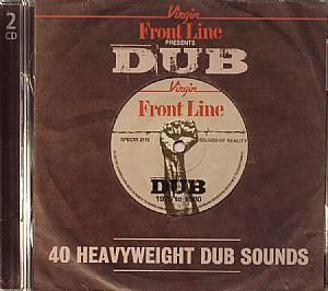 VARIOUS - Frontline presents Dub: 40 Heavyweight Dub Sounds