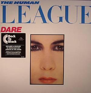 HUMAN LEAGUE, The - Dare