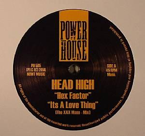 HEAD HIGH aka SHED - Megatrap