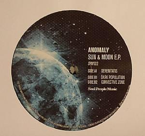 ANOMALY - Sun & Moon EP
