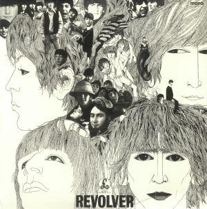 BEATLES, The - Revolver (mono) (remastered)