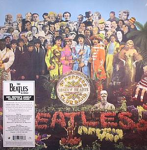 The Beatles Sgt Pepper S Lonely Hearts Club Band Mono