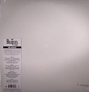 BEATLES, The - The White Album (mono) (remastered)