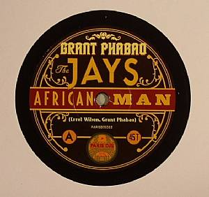 GRANT PHABAO presents THE JAYS - African Man