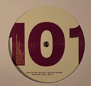 NIDAM, Maayan/LAVERNE RADIX - Split EP
