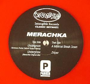 MERACHKA - UnderGroov