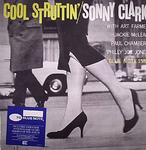 CLARK, Sonny - Cool Struttin' (75th Anniversary Edition)