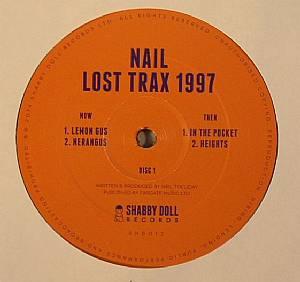 NAIL - Lost Trax 1997