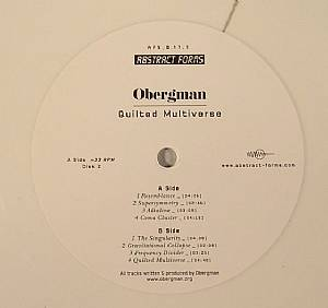OBERGMAN - Quilted Multiverse