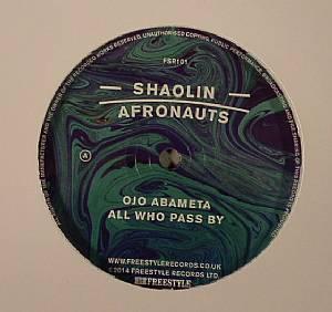 SHAOLIN AFRONAUTS, The - Ojo Abameta