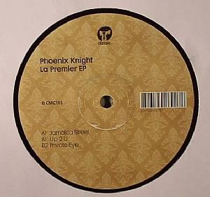 PHOENIX KNIGHT - La Premier EP