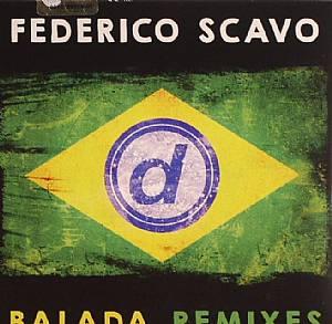SCAVO, Federico - Balada: Remixes