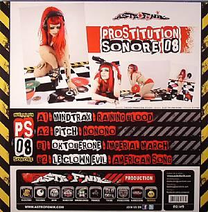 MINDTRAX/PITCH/OKTOBERONE/LE CLOWN EVIL - Prostitution Sonore 08