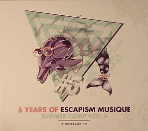 VARIOUS - 5 Years Of Escapism Musique: Summer Comp Vol 4 (Anniversary CD)