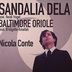 CONTE, Nicola - Sandalia Dela