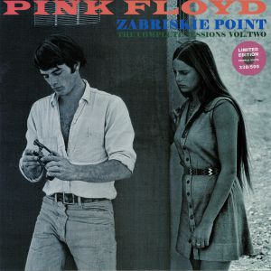 PINK FLOYD - Zabriskie Point The Complete Sessions Vol Two