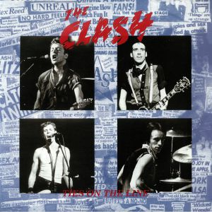 CLASH, The - Ties On The Line: Demos & Outtakes