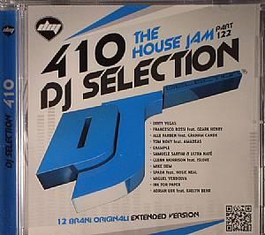 VARIOUS - DJ Selection 410: The House Jam Vol 122