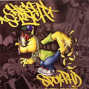 SPOX PHD (DJ SPINNA & OXYGEN) - Chicken Scratch