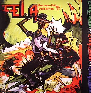 KUTI, Fela Ransome & THE AFRICA 70 - Confusion