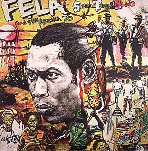 KUTI, Fela & AFRICA 70 - Sorrow Tears & Blood