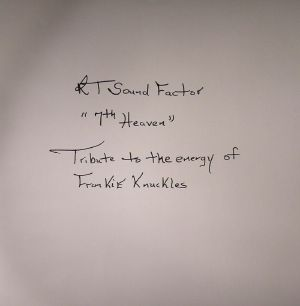TRENT, Ron aka RT SOUND FACTOR - 7th Heaven: Tribute To The Energy Of Frankie Knuckles