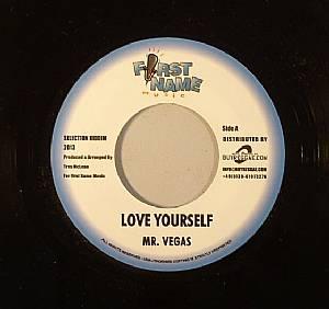 MR VEGAS/CAPLETON - Love Yourself (Selection Riddim)
