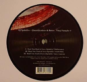 DJ SPRINKLES - Queerifications & Ruins: Vinyl Sampler 4