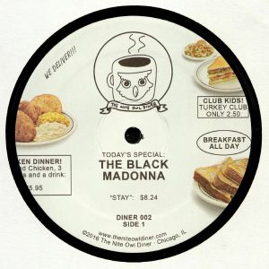 BLACK MADONNA, The - Stay (reissue)